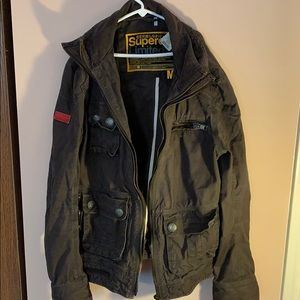Superdry limited edition jacket and very rare
